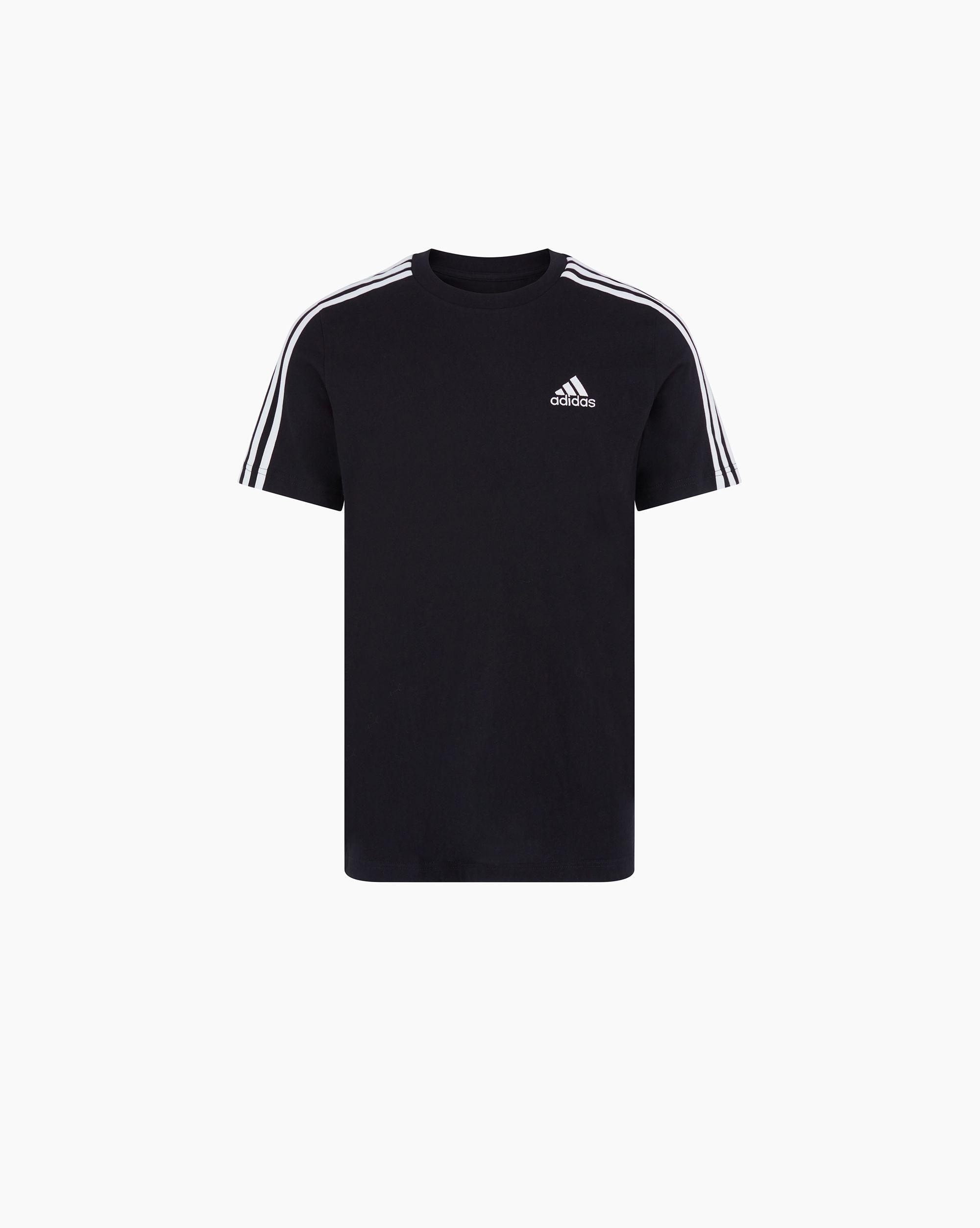 Adidas T-shirt Essentials 3-Stripes Uomo