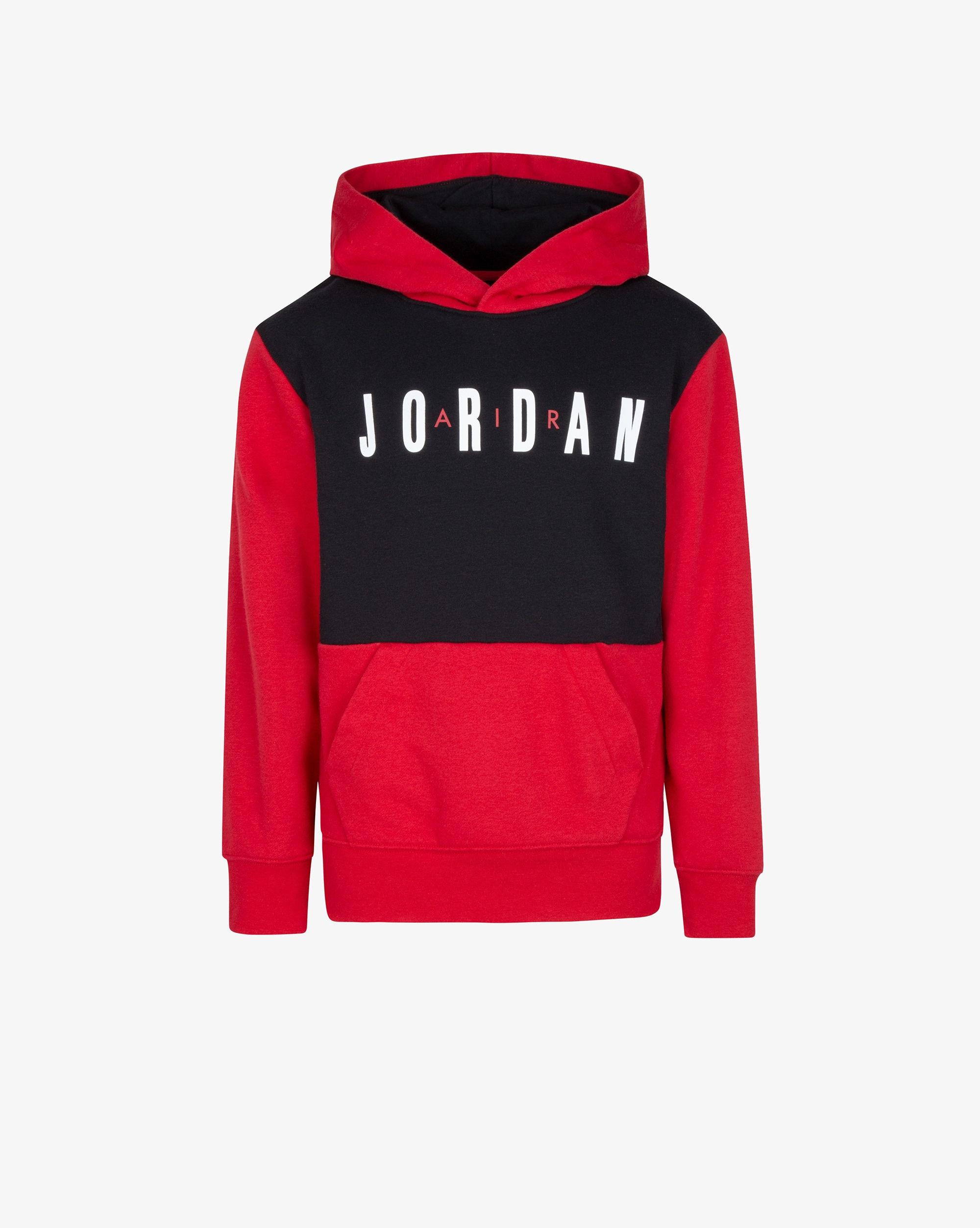 Nike Jordan Felpa con cappuccio Jumpman Air Bambino