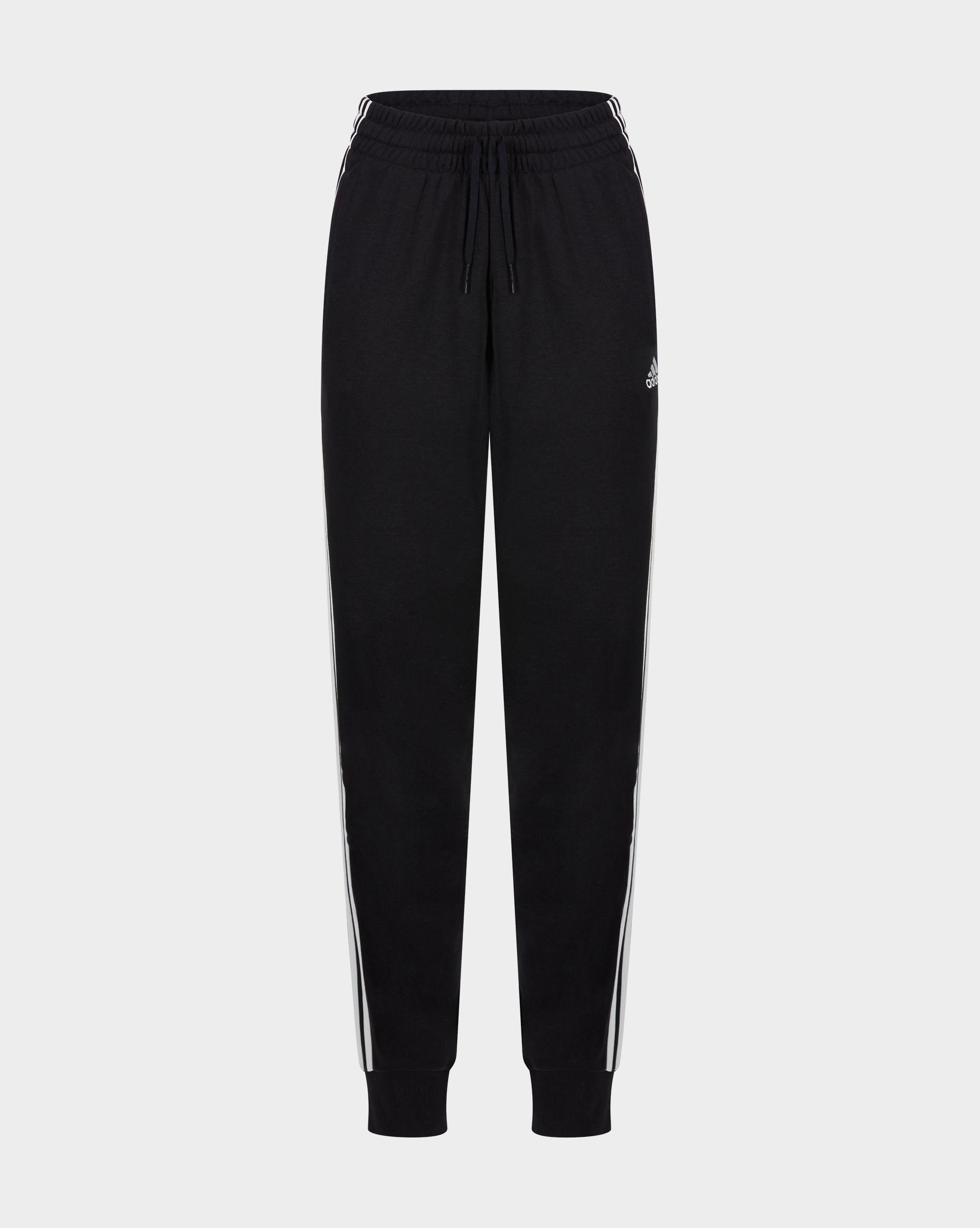 Adidas Pantaloni Essentials French Terry 3-Stripes Donna