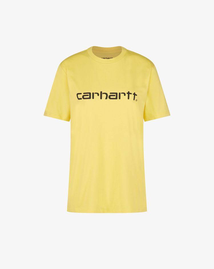 Carhartt T-shirt Script Uomo