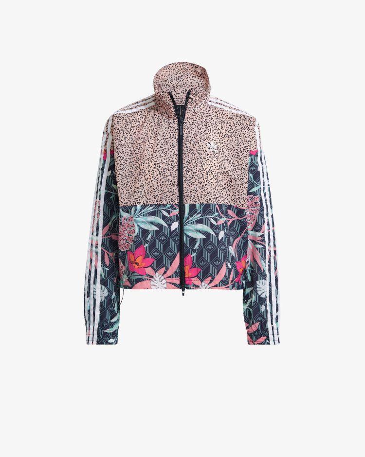 Adidas Originals Felpa con zip HER Studio London Donna