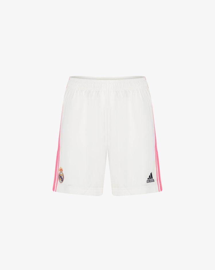 Adidas Real Madrid Home 2020/2021 Short Replica Uomo