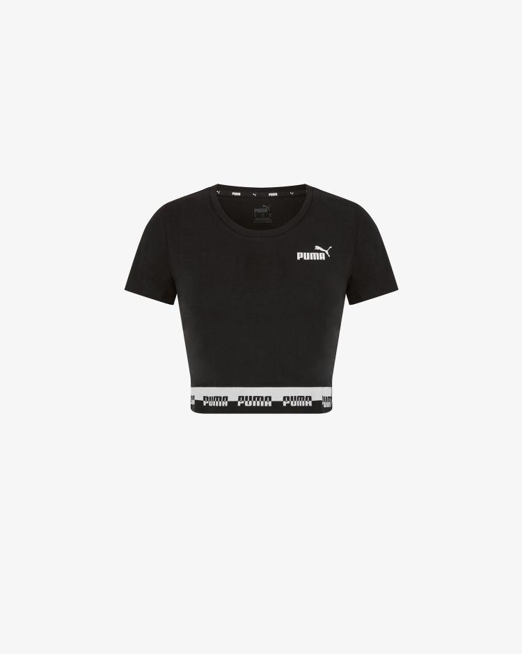 Puma T-shirt Amplified Tee Elastico Donna