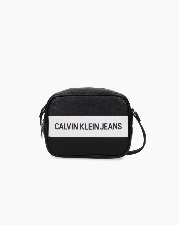 Calvin Klein Camera Bag Blockcolor Nero