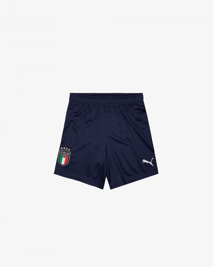 Puma Italia Short Away Replica Bambino