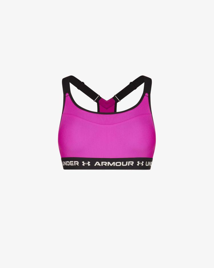 Under Armour Top Bra Armour® High Crossback Donna