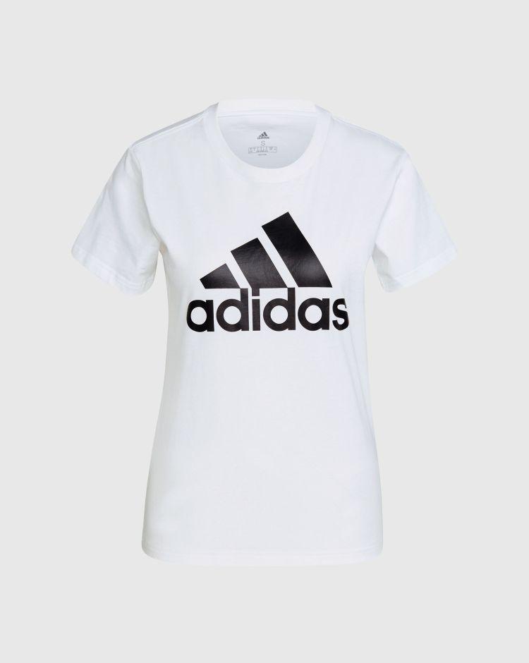 Adidas T-shirt Essentials Logo Donna