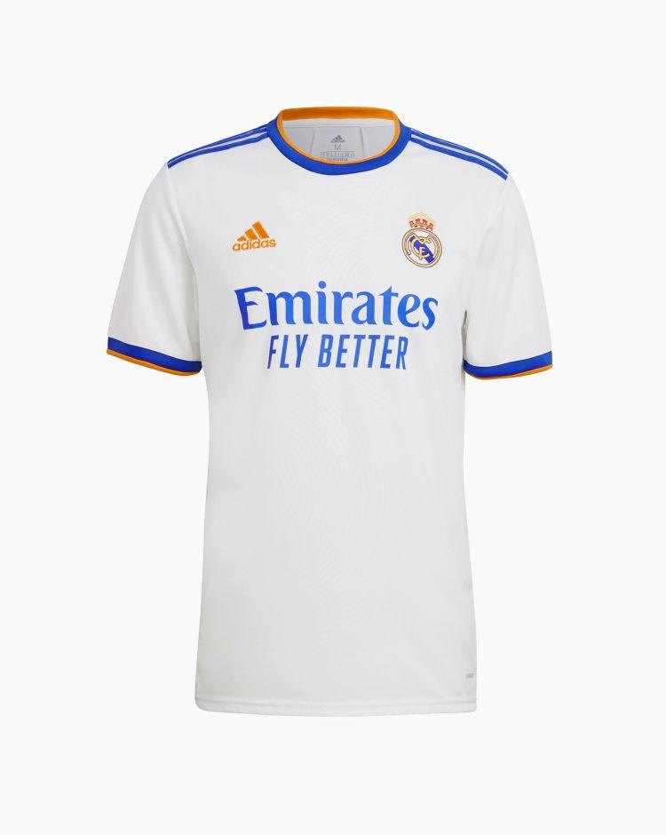Adidas T-shirt Home 21/22 Real Madrid Uomo