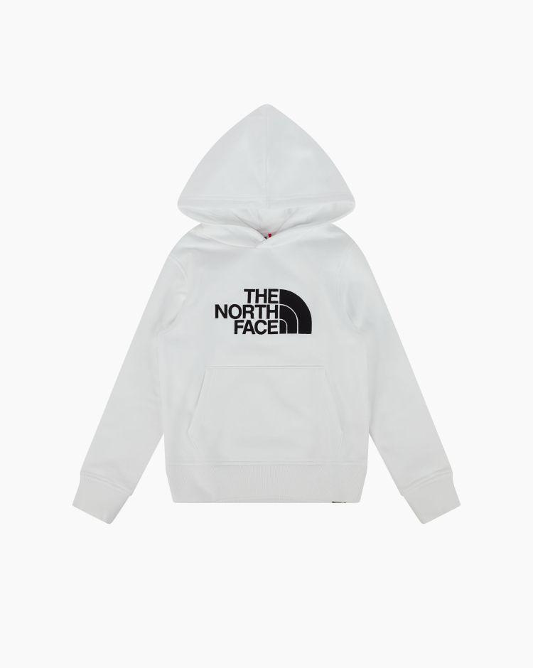 The North Face DrePeak P/O Hd Bianco Bambino