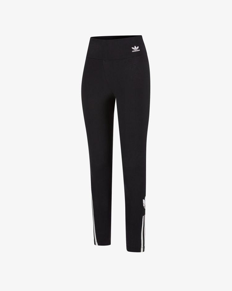 Adidas Originals Leggings Adicolor 3D Trefoil High Waisted Donna