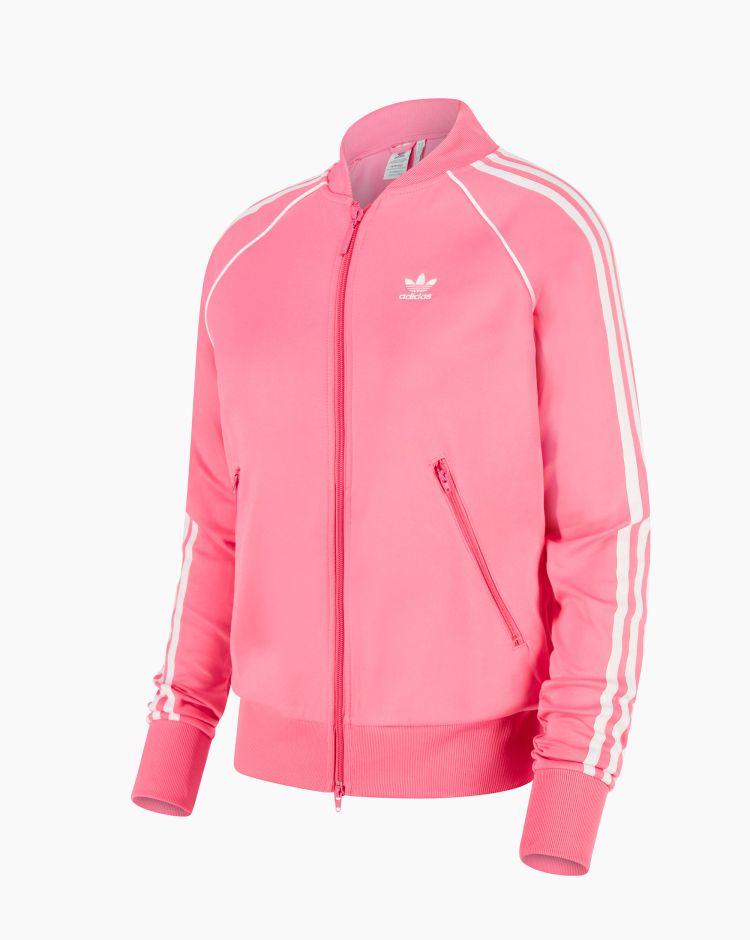 Adidas Sst Tracktop Pb Rosa Donna