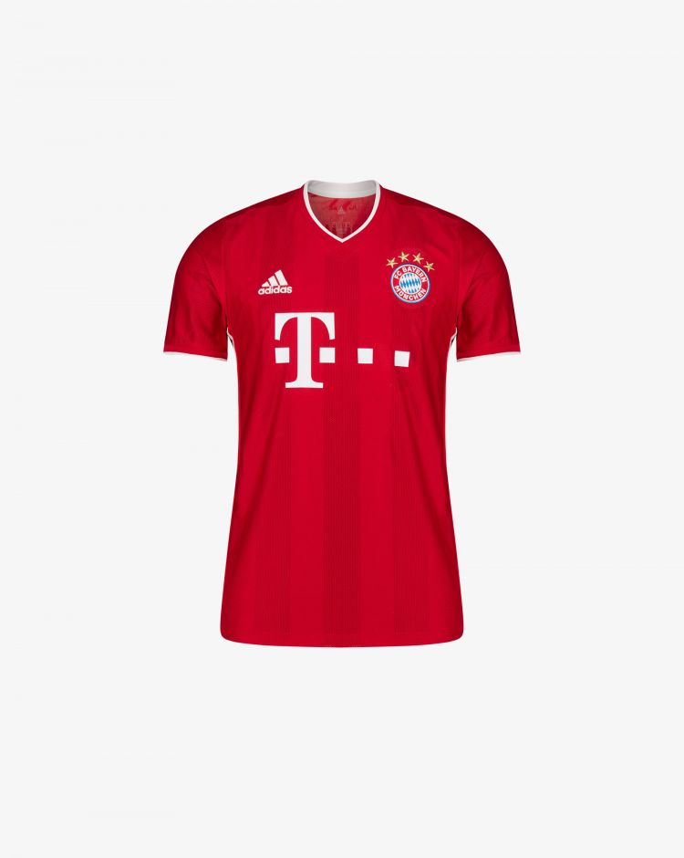 Adidas Bayern München Home 2020/2021 T-Shirt Replica Uomo