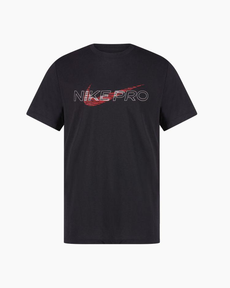Nike Df Tee Db Pro Nero Uomo