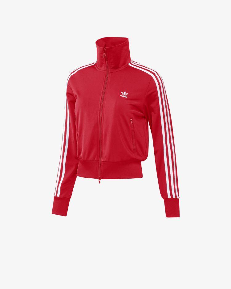 Adidas Originals Felpa con zip Adicolor Classics Firebird Primeblue Donna