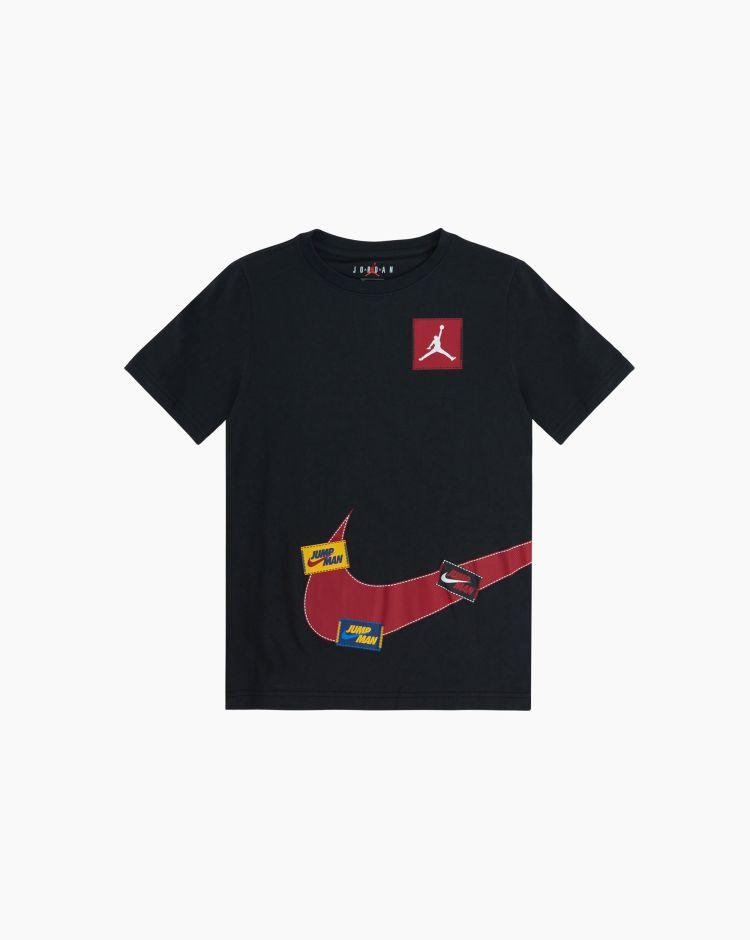 Nike Jordan Jumpman Jmbn Nero Bambino