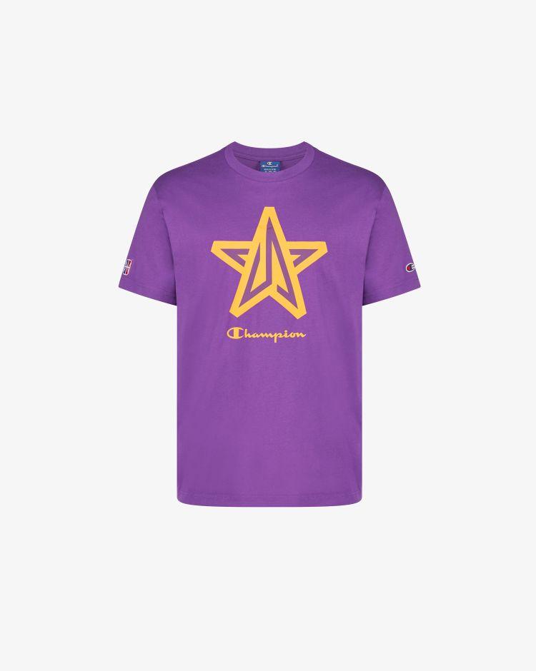 Champion T-shirt LA Lakers Uomo