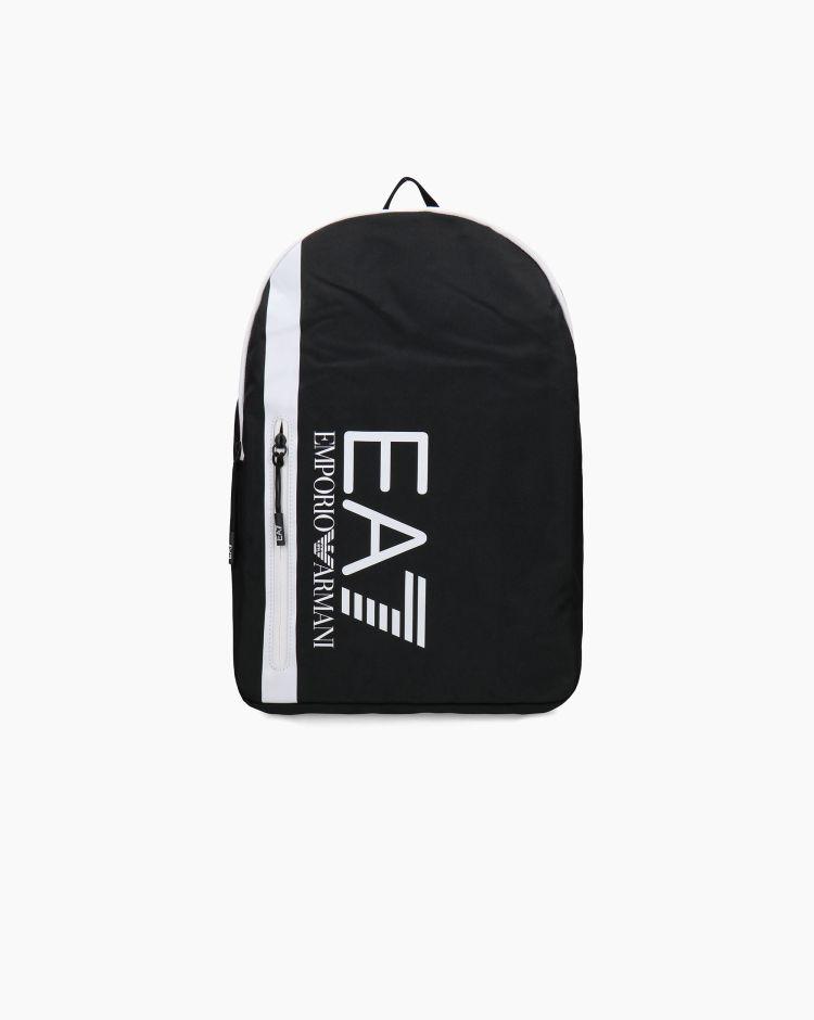 EA7 Backpack Nero