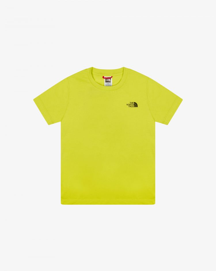 The North Face T-shirt Simple Dome Bambino
