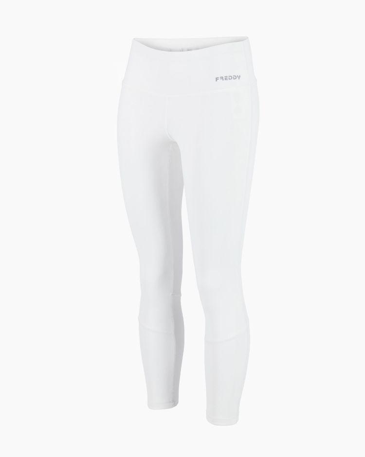 Freddy Snbn Pantalone Bianco Donna