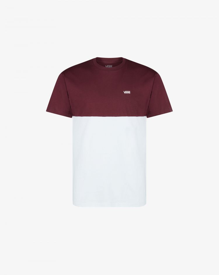 Vans T-shirt color-block Uomo