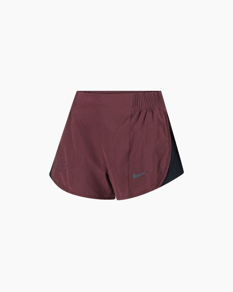 Nike Run Dvn Tempo Lx Short Rosa Donna
