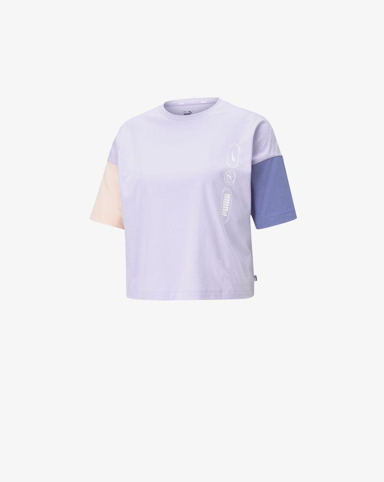 Puma T-shirt Rebel Fashio Tee Donna