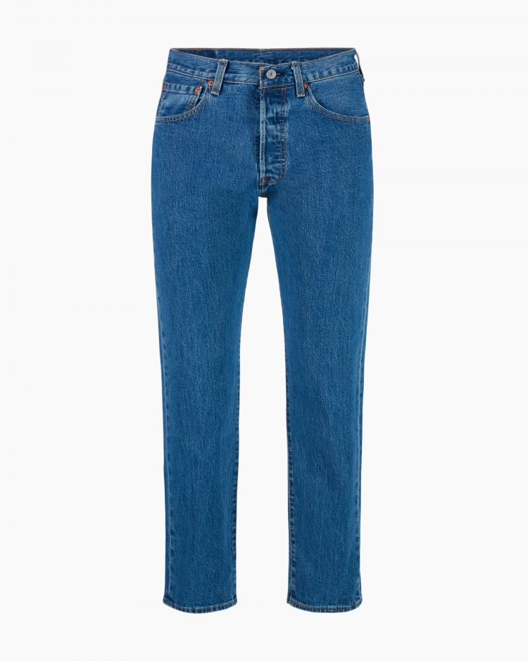 Levi's 501 93 Straight Dill Up To You Blu Uomo