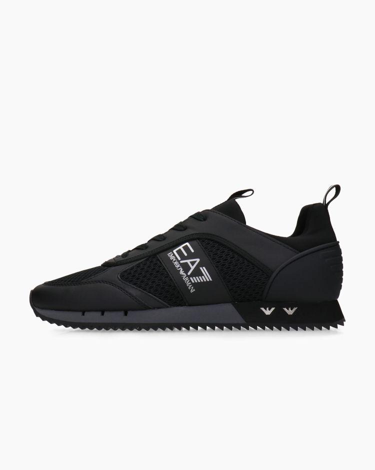 EA7 Black&White Laces mesh Uomo