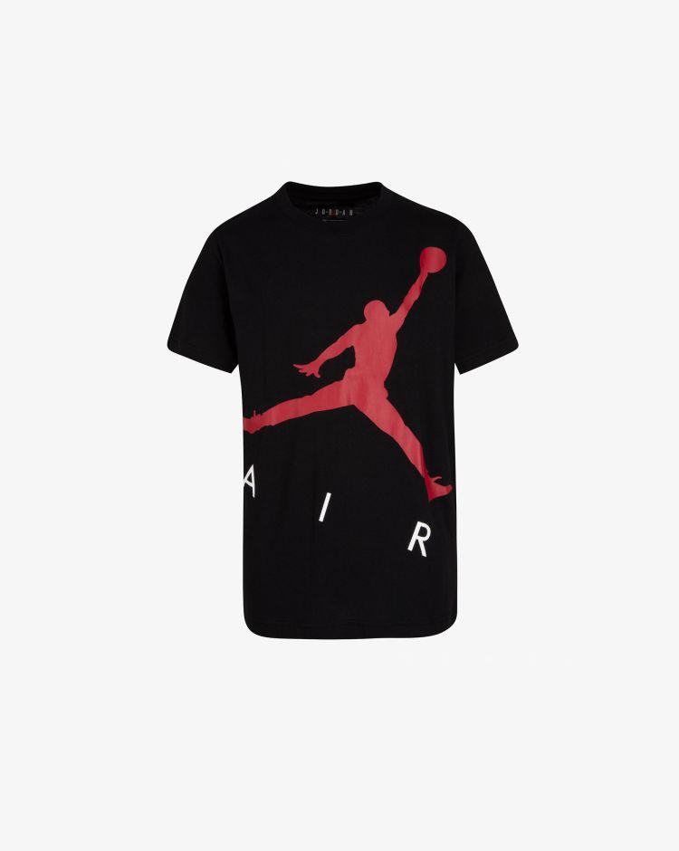 Nike Jordan T-shirt Jumping Big Air Bambino
