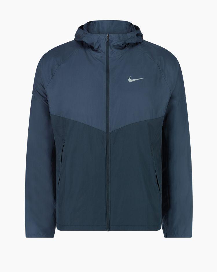 Nike Giacca Repel Miler   Blu Uomo