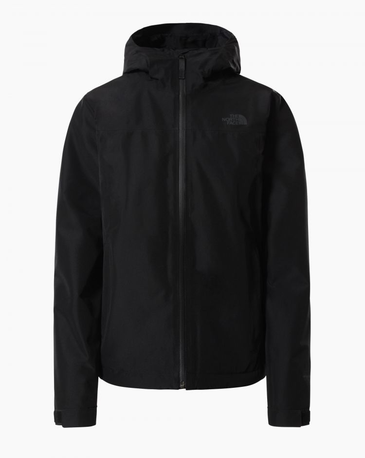 The North Face Drzl Fl Ins Jkt Nero Donna