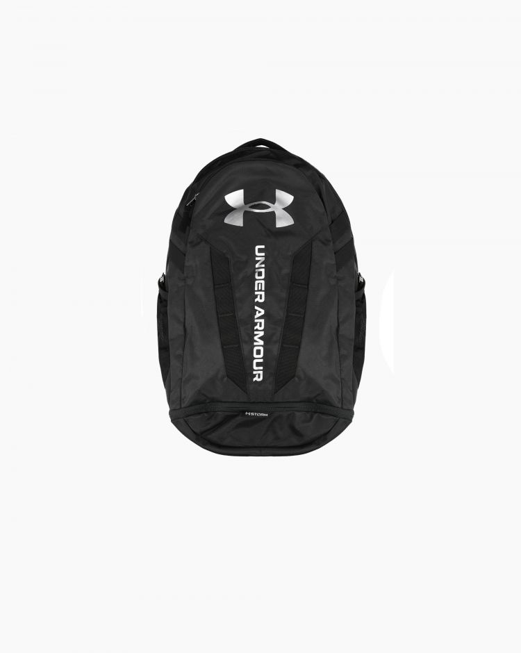 Under Armour Hustle 5.0 Backpack Nero Donna