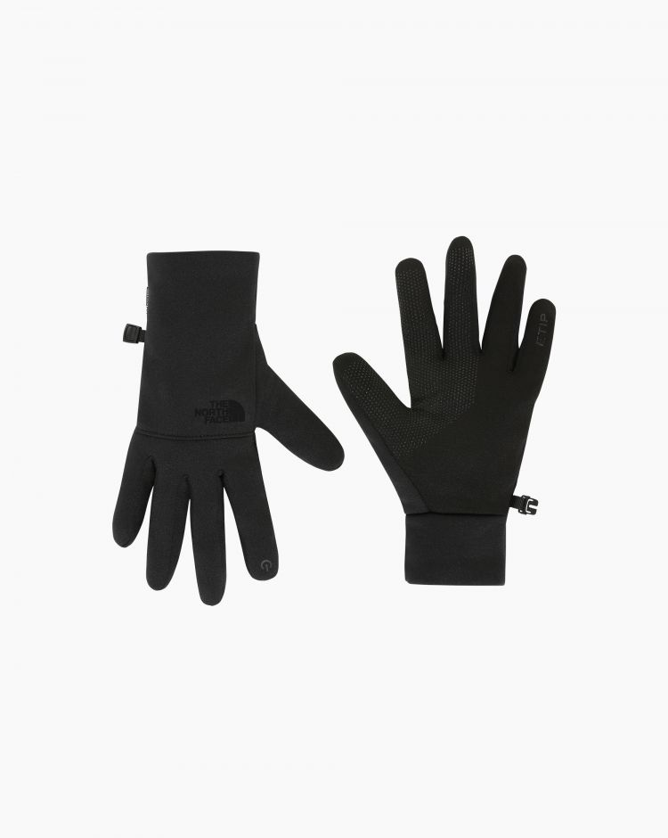 The North Face Etip Recycled Glove Nero