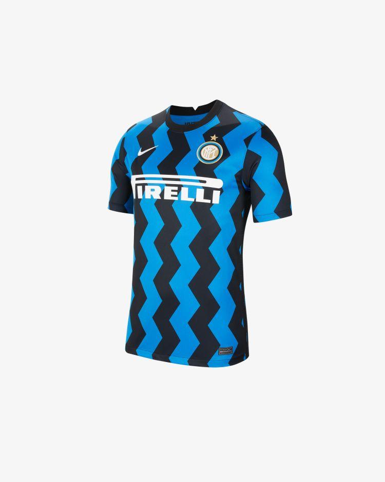 Nike Inter Home 2020/21 T-Shirt Replica Uomo