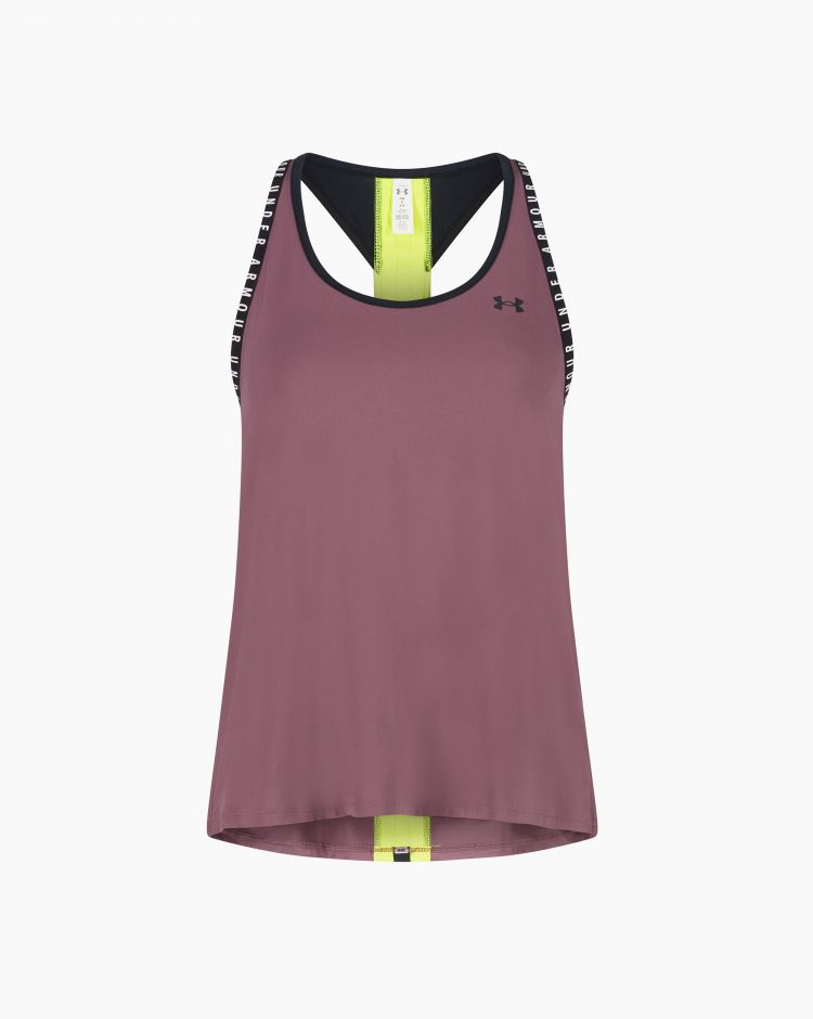 Under Armour Top UA Knockout Donna