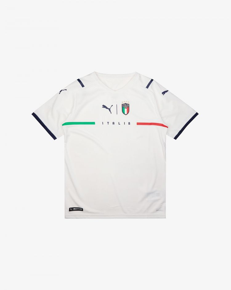 Puma Maglia Italia Away T-Shirt Replica Bambino