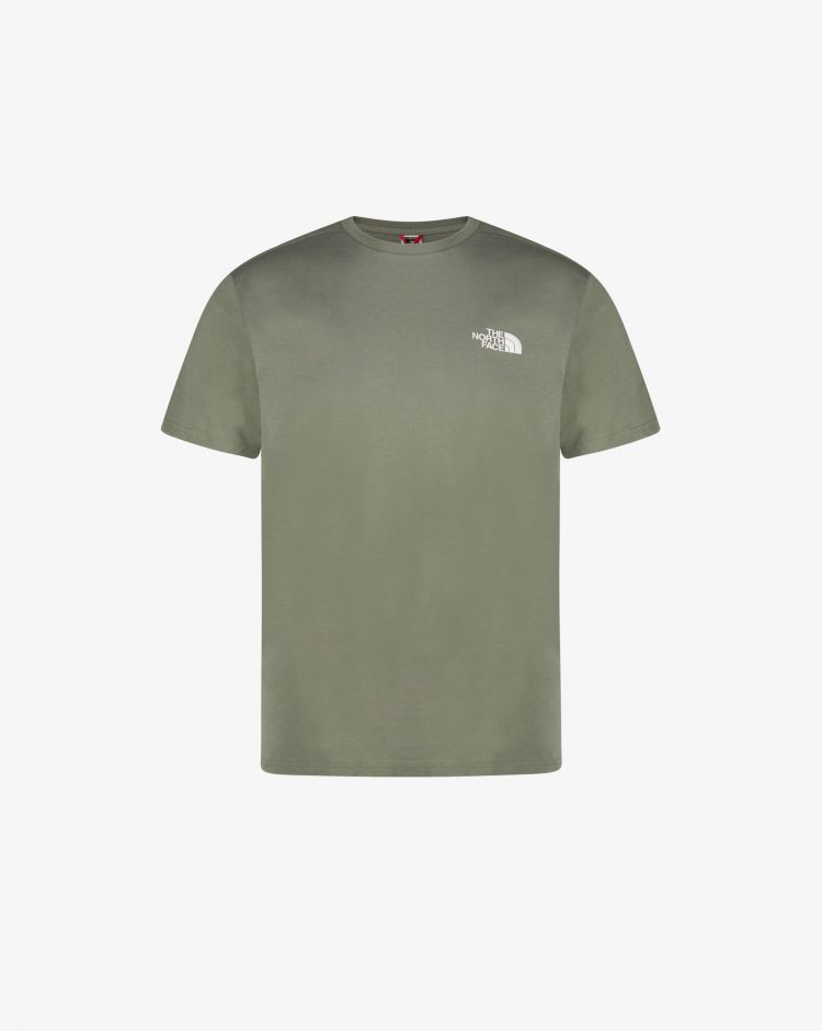 The North Face T-shirt Simple Dome Uomo
