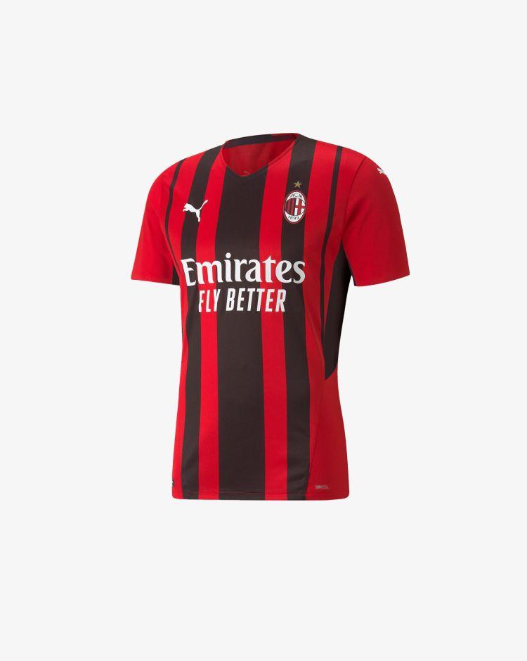 Puma AC Milan Authentic Home Jersey 2021/22 Uomo