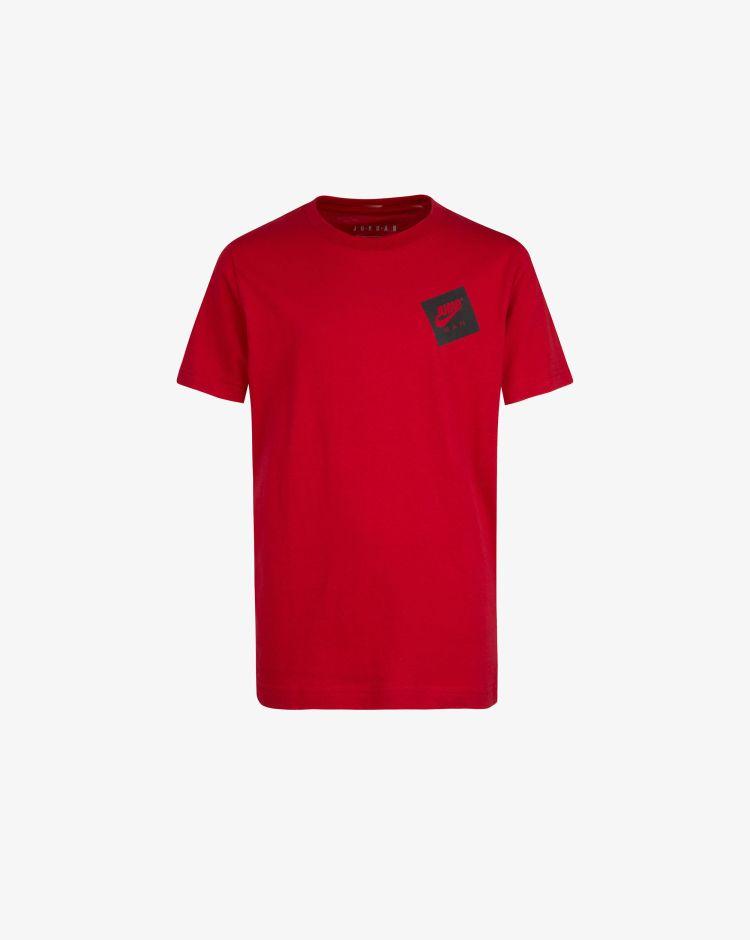 Nike Jordan T-shirt Jumpman Stack Bambino