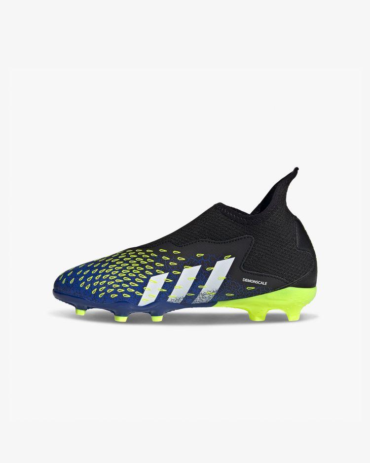 Adidas Predator Freak .3 Laceless Fg Bambino