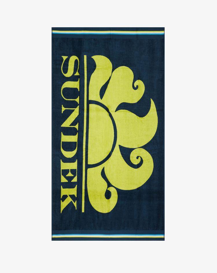 Sundek Telo da mare New Classic Logo Unisex