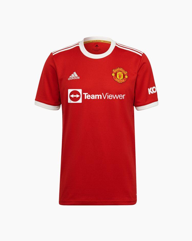 Adidas T-shirt Home 21/22 Manchester United FC Uomo