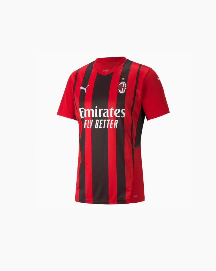 Puma AC Milan Home T-Shirt Replica 2021/22