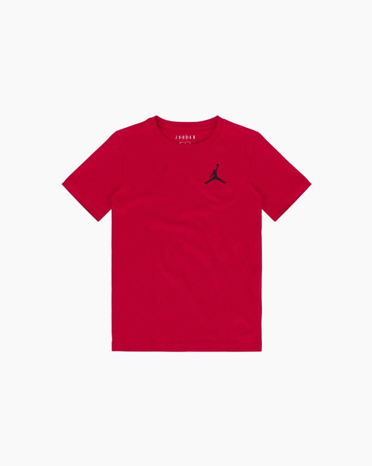 Nike Jordan Jumpman Air Emb Rosso Bambino