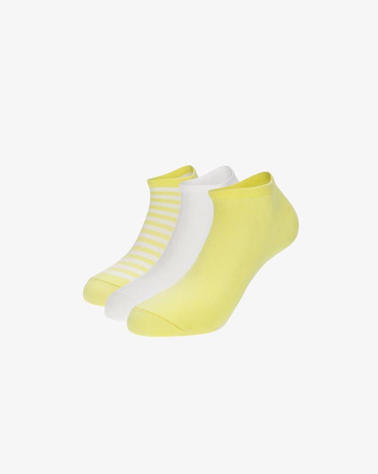 Champion Set da 3 ghost socks Donna