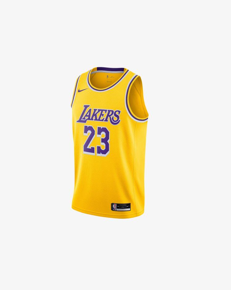 Nike NBA Lakers Icon Edition 2020 Canotta Uomo