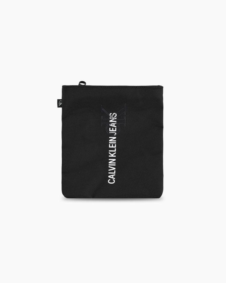 Calvin Klein Micro Flatpack Nero
