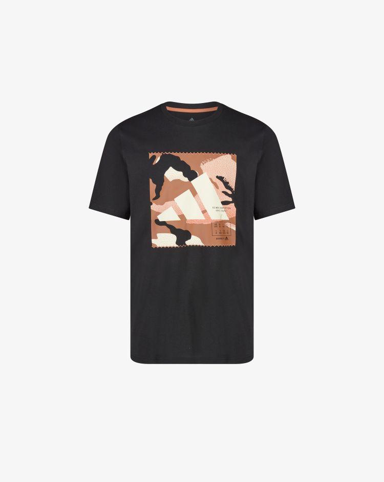 Adidas T-shirt Athletics Graphic Uomo