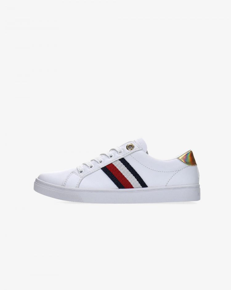 Tommy Hiliger Essential Leather Cupsole YBR Donna