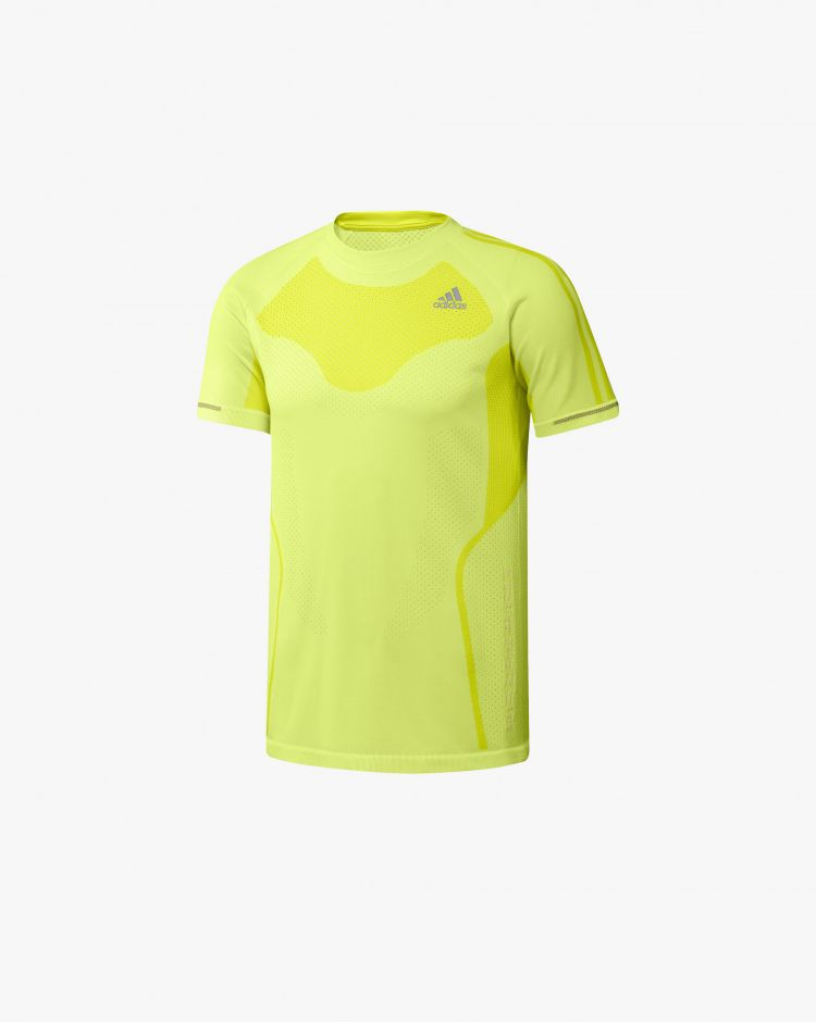 Adidas T-shirt Primeknit Uomo